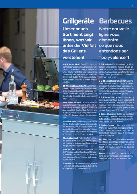 Campingaz Katalog Catalogue 2014 Page 5